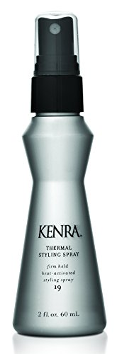 kenra hair products hot spray - 4