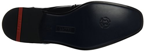 Lloyd Finnegan, Zapatos de Cordones Derby para Hombre Schwarz (SCHWARZ/BLUE)