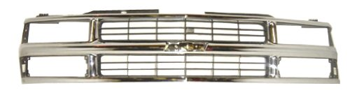 OE Replacement Chevrolet Grille Assembly (Partslink Number GM1200238)