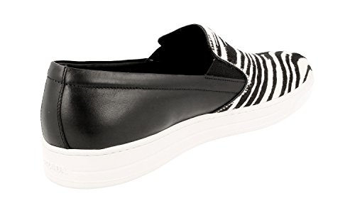 Prada Mens 4d2733 Läder Loafers