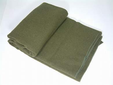 毛布 ブランケット BLANKET OD 米軍放出品 アメリカ軍 USMC アメリカ海兵隊 11 B07MRCSQ4H