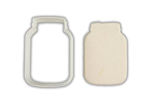 Mason Jar Cookie Cutter - MINI - 2 Inches