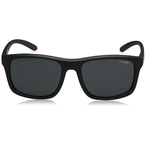 eada60fe33 Arnette Complementary, Gafas de Sol para Hombre, Matte Black, 57 Envio  gratis