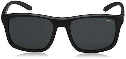Hombre Complementary Arnette de Matte Black Sol Gafas 57 para dzw7OqXw