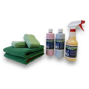 Detail King Car Care Deluxe Buff 'N Wax Value Kit