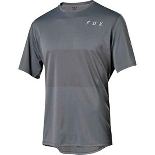 Fox Racing Ranger Jersey - Men's Grey Vintage, XL