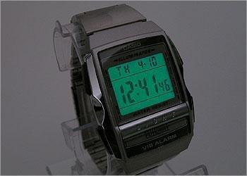 montre casio futurist a220w 1bqd alarme vibrante  6k8jk