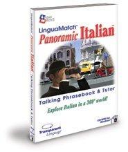 LinguaMatch Panoramic Italian Talking PhraseBook & Language Tutor