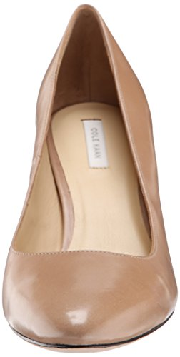 Cole Sugar Pump Leather Bethany 65 Haan Women's Maple ZqrwZT