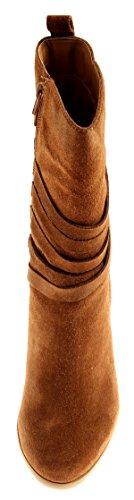 Cuir Bottine Amazoni Chaussures en Les Cognac Tropeziennes Bottines Femmes 08439 RPOqntx