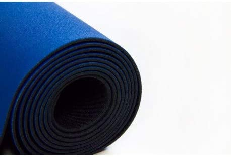 Tapete de Neopreno 140x80 cm - Azul Liso: Amazon.es: Juguetes y juegos