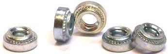 Carton 10-24-1 Self Clinching Nuts//Steel//Zinc 8,000 Pc