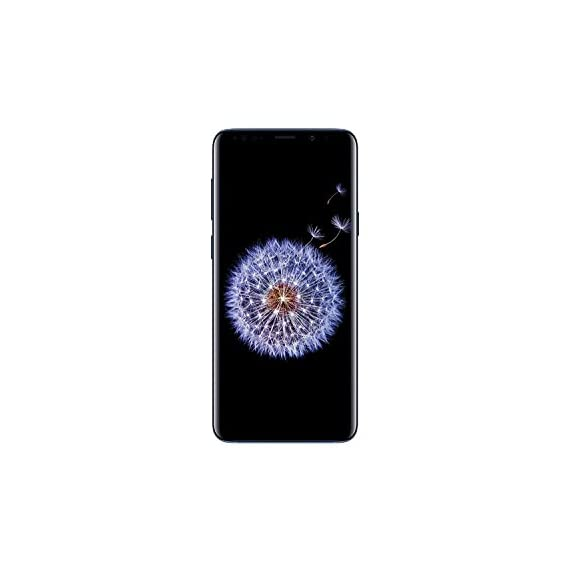 - 31wK9ghlouL - Samsung Galaxy S9+ Smartphone – Coral Blue – GSM Only – International Version