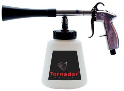 Tornador Black Car Cleaning Gun by Tornador