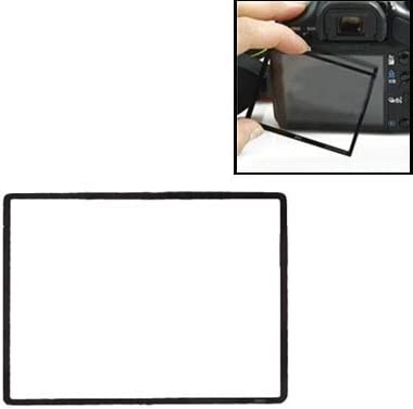 Ychaoya Camera Screen Protector LCD Screen Ocular Glass Protector Cover for Nikon D800