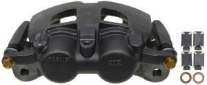 Raybestos Brakes FRC12277N Brake Parts Inc Raybestos Element3 New Semi-Loaded Disc Brake Caliper and Bracket Assembly Disc Brake Caliper Raybestos Element3 New Semi-Loaded Caliper & Bracket Assy