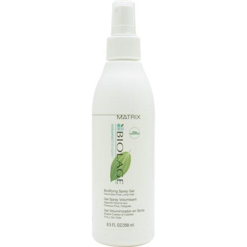 Biolage Bodifying Spray Gel for Unisex by Matrix, 8.5 Ounce (8.5 Ounce Spray Gel)