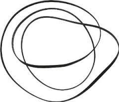 "Maytag Neptune Dryer Drum Belt (Length: 91 5/8"", Width: 3/8"", 4 Grooves, 5 Ribs) New NON-OEM"