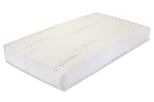 LA-Baby-Waterproof-Blended-Organic-Cotton-Fitted-Cover-for-Full-Size-Crib-Mattress