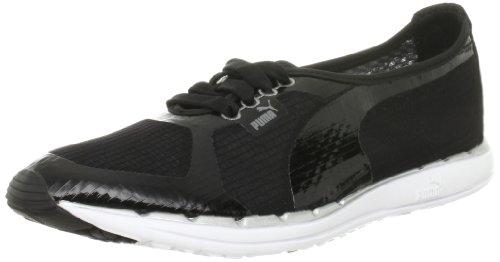 Shoes Running Puma Faas Schwarz Womens Femme Trainers xrXXwqtO