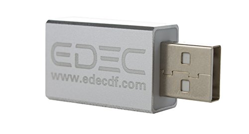 USB Data Blocker for hi-speed charging of iPhones, Androids, and any other USB device