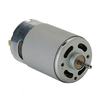 12 Volt Motor >> Themisto 12 Volt Dc Motor Multipurpose Brushed Motor For Diy Applications Pcb Drill