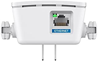 Linksys AC750 Boost Dual-Band Wi-Fi Gigabit Range Extender / Repeater  (RE6300)