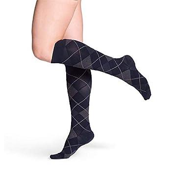 d3d3633e7 Sigvaris 832 Microfiber Shades Women s Closed Toe Knee High Socks - 20-30  mmHg Long