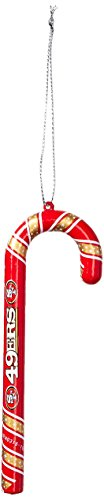 Nfl Candy Cane Ornament - 7