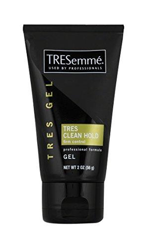 TRESemme TRES Gel Gel, TRES Clean Hold, Firm Control, 2 oz.