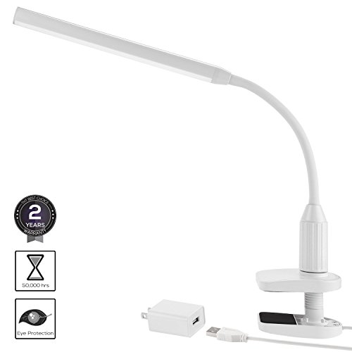 Torchstar Dimmable Flexible Gooseneck Sensitive product image