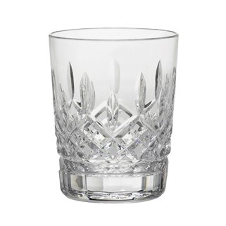 Waterford Crystal Lismore 12-Ounce Double Old (Waterford Crystal Old Fashioned Glass)
