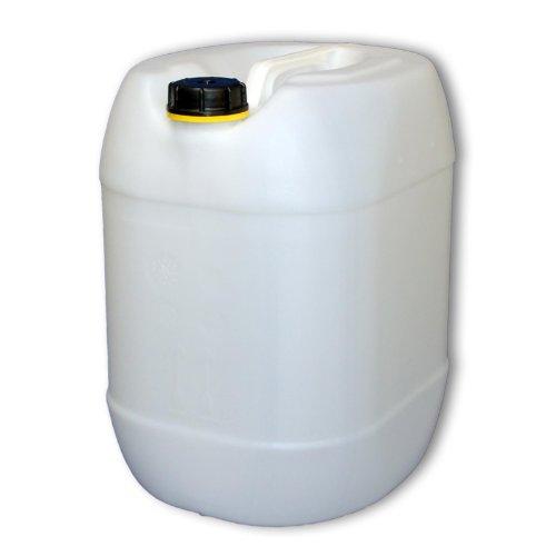30 Liter Kanister - 34 l Effektivvolumen lebensmittelecht & säuretauglich