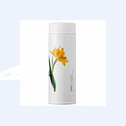 Komax Kimjungman Art Flower Stainless Light Tumbler 11 83oz