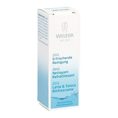 Weleda Erfrischende 2in1 Reinigung Milch Beauty