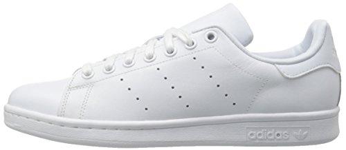 adidas Stan Smith, Sandalias con Plataforma Unisex White