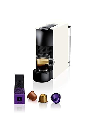 ماكينة تحضير القهوة نيسبريسو ايسينزا بحجم صغير، C030WH