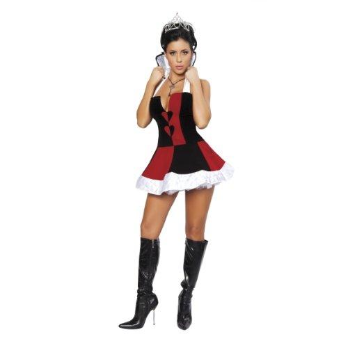 Heartbreaker Costume - Medium - Dress Size 6 -