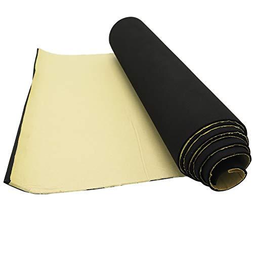 Neoprene Sponge Foam Rubber Roll with Adhesive (15in x 60in x ()