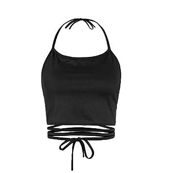 SGYHPL Mujeres Camisas De Yoga Top Deportivo Colgando Correa ...