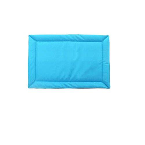 B S.56x38cm B S.56x38cm Pet Mat, Pet Nest Four Seasons Universal Ice Pad colorful Waterproof Memory Cloth Mats Kennel Ice Pad (color   B, Size   S.56x38cm)