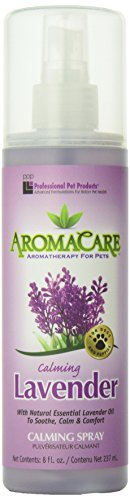 Ppp Pet Aroma Care Calming Lavender Spray  8 Ounce