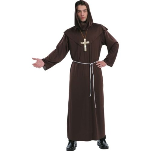 (Monk Adult Costume - One Size Fits Most)