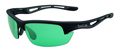 Sol Bollé Shiny Gafas de Black Bolt Negro qSwB0aS