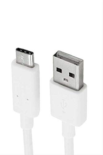 Yaantra Type C Micro USB 3.0 Charging Data Cable White