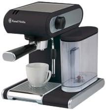 Russell Hobbs 14458 – 56 DECO cafetera espresso negro: Amazon.es ...