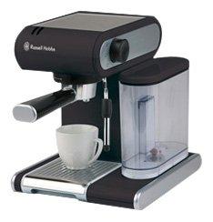 Russell Hobbs 14458 - 56 DECO cafetera espresso negro ...
