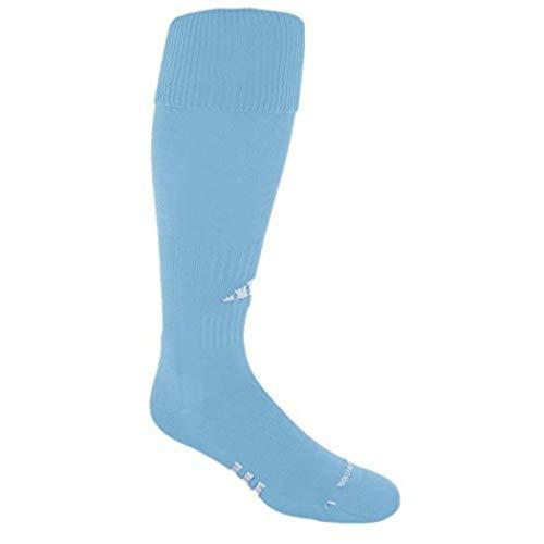 Adidas Climalite Ncaa Formotion Elite Socks, Aqua/White