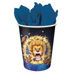 Big Top Birthday Cup 8ct
