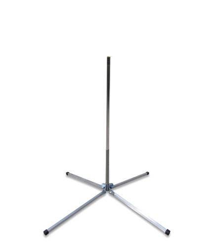 Pop N Work Stn2 Umbrella Stand With Expandable Base To 40 Inch X 40 Inch